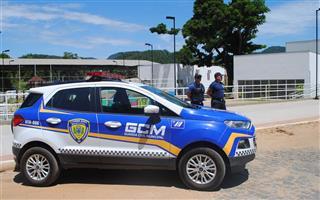 Guarda Civil Municipal reforça policiamento com mais viaturas em Cachoeiro de Itapemirim (ES)