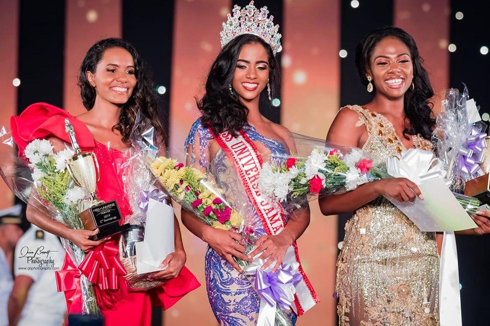 Critical Beauty: Miss Universe Jamaica 2019