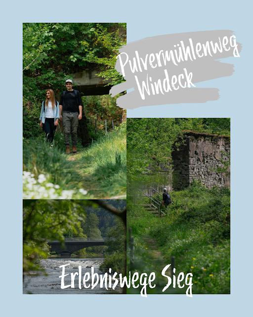 Pulvermühlenweg – Windeck  Erlebniswege Sieg  Wandern Naturregion-Sieg 32