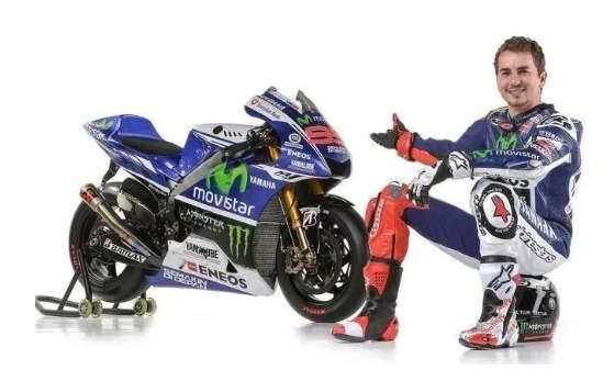 Lorenzo Kembali Ke Yamaha tahun 2020 sebagai Test Ride