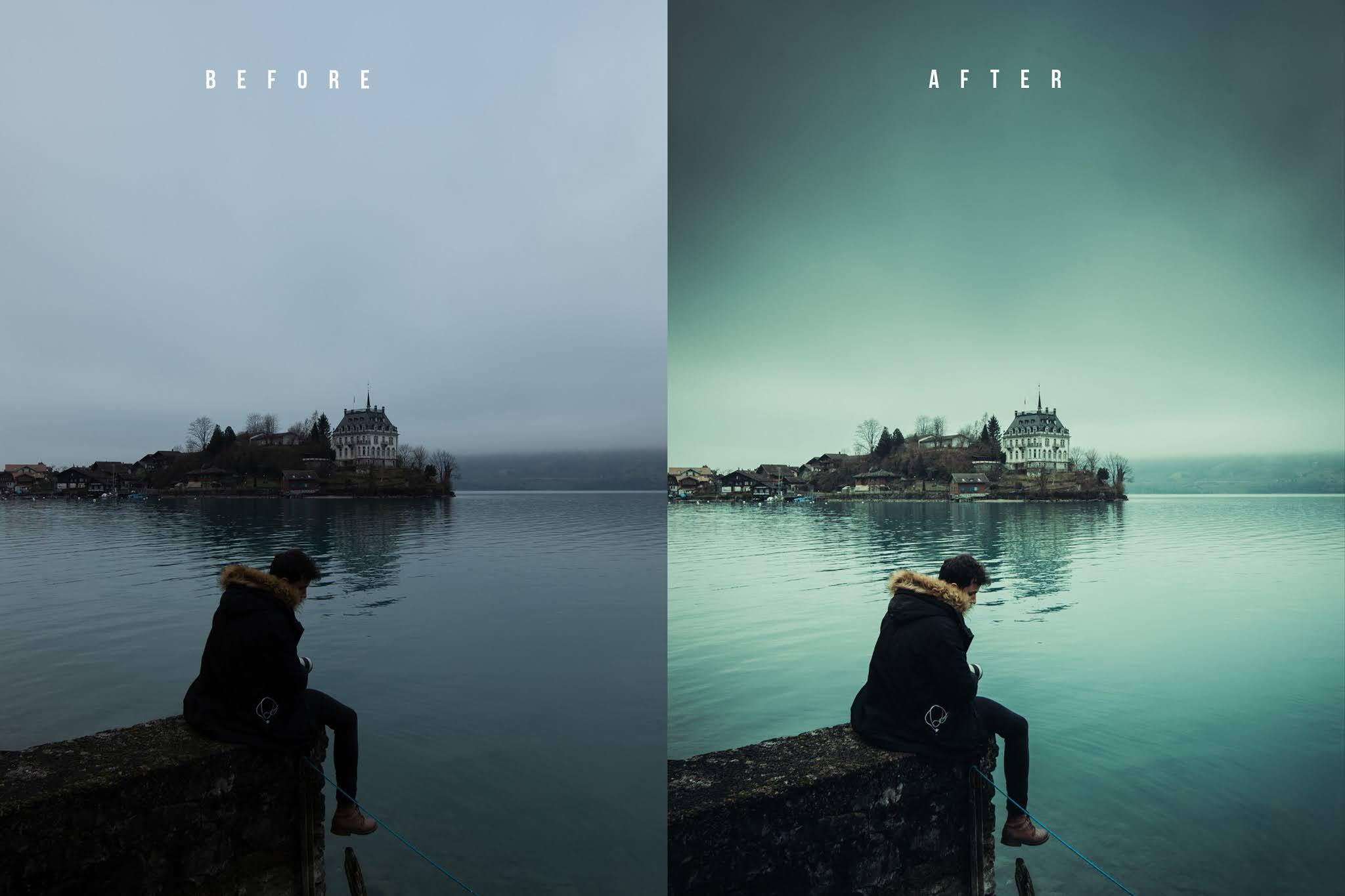 Presets Với Tone Màu Đẹp Lý Tưởng Cho Mọi Mùa – Switzerland Inspired Preset Pack (DNG, XMP) - Ngcloudy.com