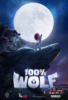 100% Wolf [2020] [NTSC/DVDR- Custom HD] Ingles, Español Latino