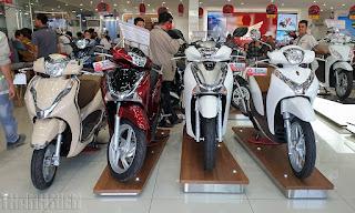 Giá xe Honda 2021 mới nhất hôm nay tháng 8/2021