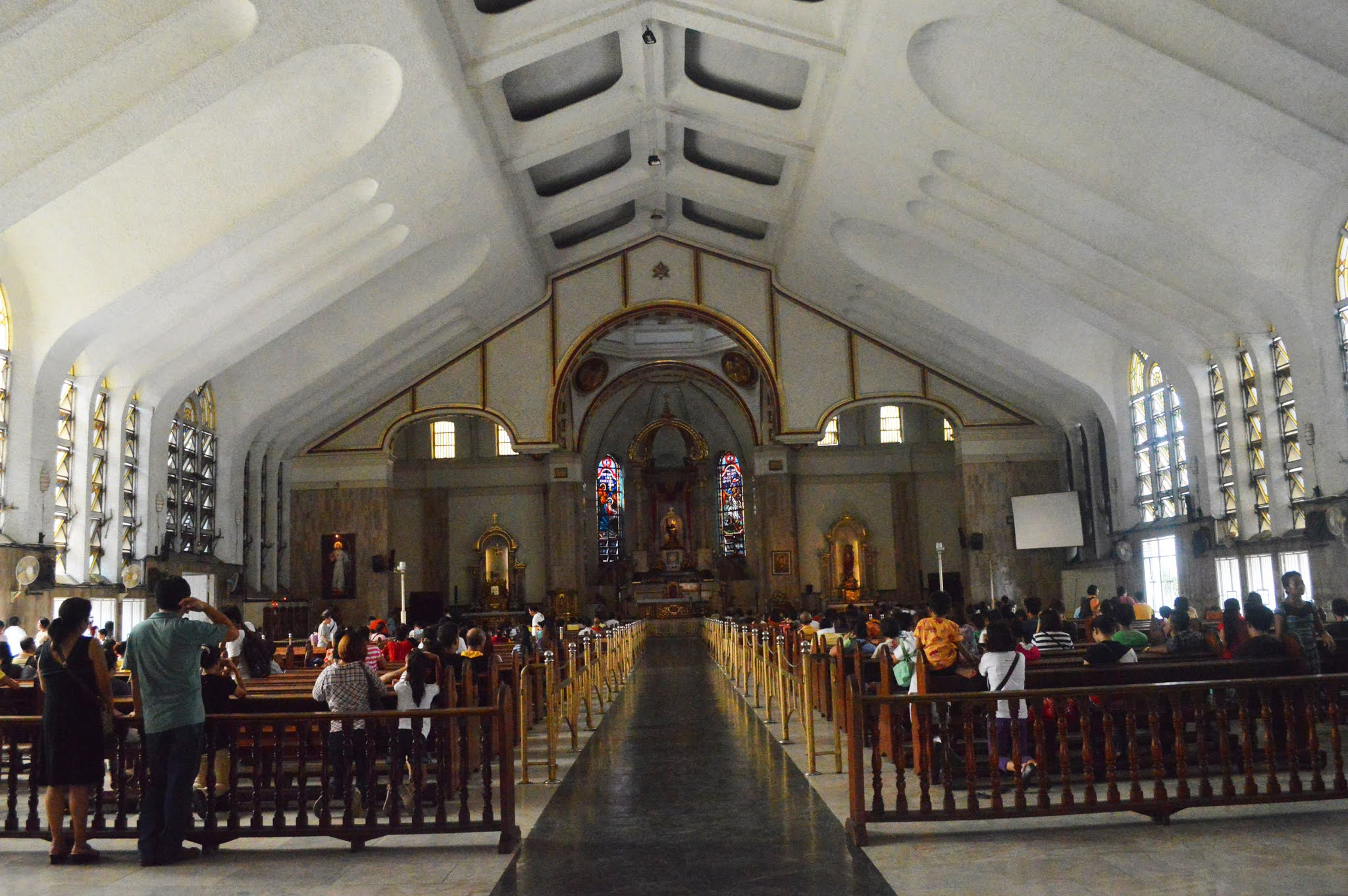 Demonic Oppression, Quiapo Church