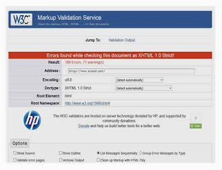 Membuat Template Blog Valid HTML5