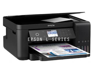 Epson EcoTank L6160 Driver Downloads