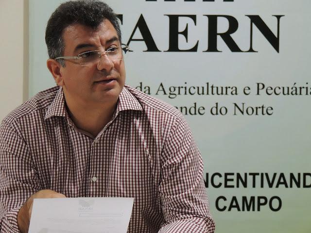 Resultado de imagem para Zé Vieira se licencia da Faern e reafirma pré-candidatura ao Senado