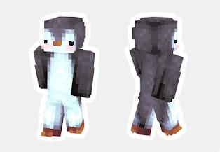 skin pinguino minecraft