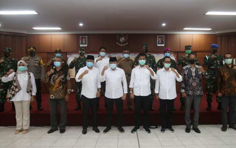 TNI dan Polri Siap Kawal Pilkada 2020