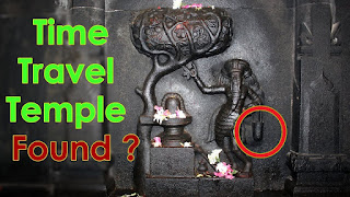 Ancient temple of time travel found in India