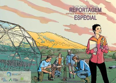 BD - Reportagem Especial (adaptações às alterações climáticas em Portugal)
