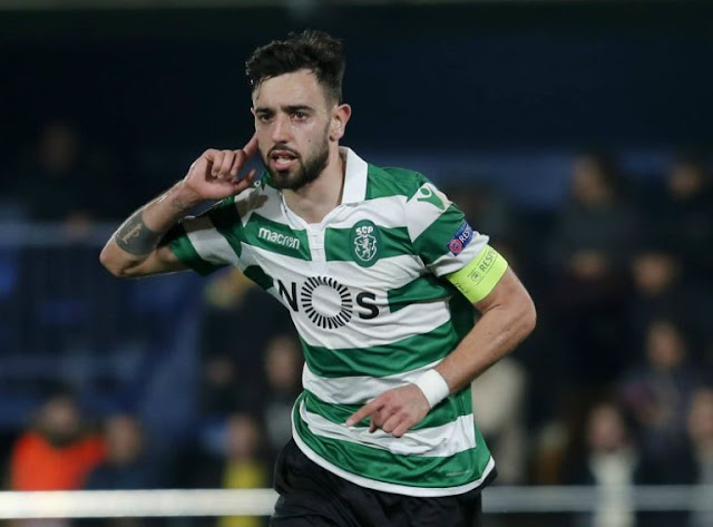 Bruno Fernandes has looked world class for Sporting Lisbon.