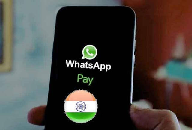 في الهند...واتساب تطلق خدمة الدفع WhatsApp Pay