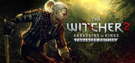 The Witcher 2: Assassins of Kings Enhanced Edition cover 1