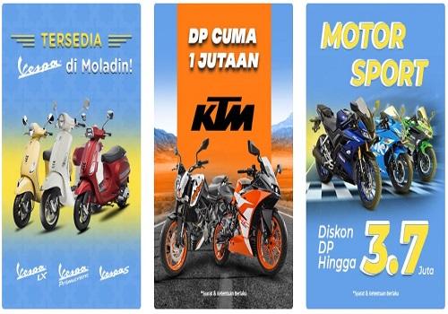 Promo Motor di Moladin