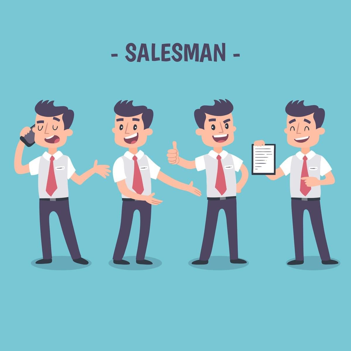 Salesman dan Salesmanship