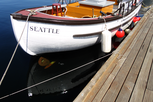 Center for Wooden Boats Seattle