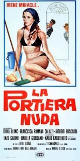 La portiera nuda (1976)