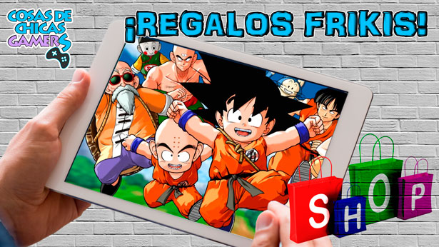 Regalos frikis saga Dragon Ball