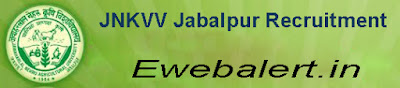 JNKVV Jabalpur Recruitment