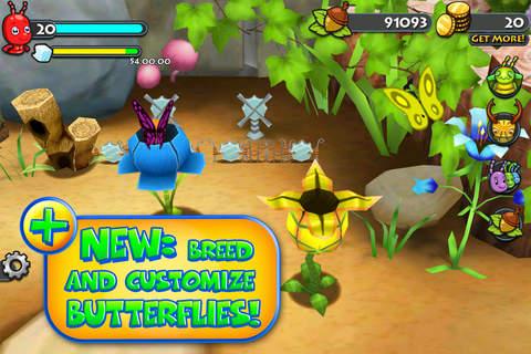 تحميل لعبة Bug Village