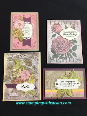Stampin' Up! Paper Pumpkin Alternate Paper Pumpkin Card Kits