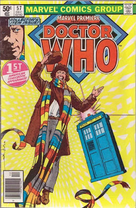 Marvel Premiere #57, Doctor Who