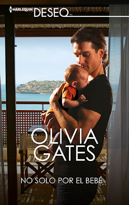 Olivia Gates - No Solo Por El Bebe
