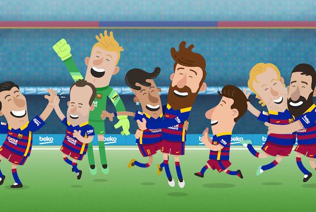 """Beko presenta """"Official Partner of Play"""", su nueva campaña con el Barça"""