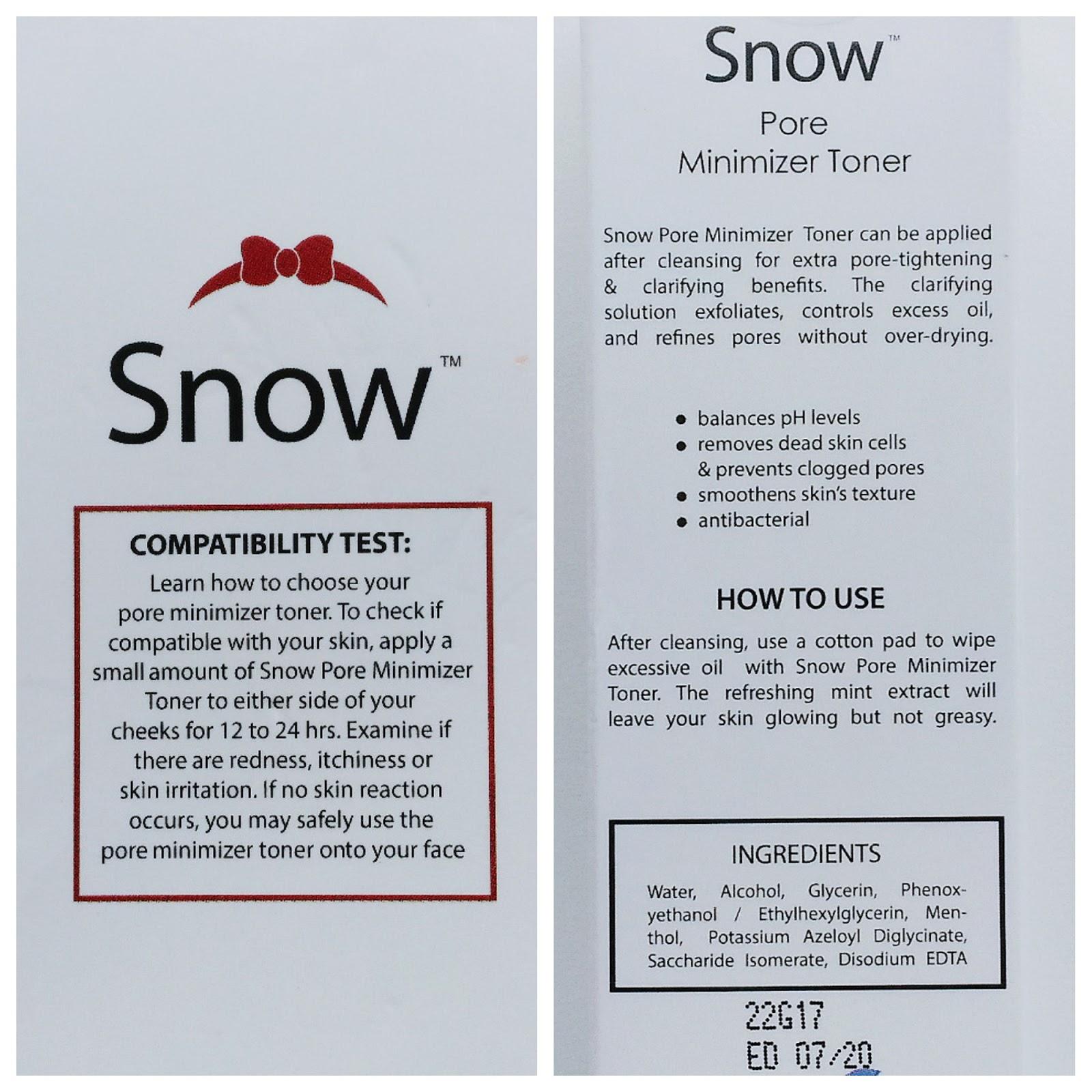 Lucky Citrine Capsule Review Snow Skin Whitening Skincare