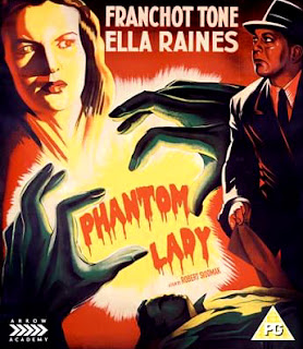 Phantom Lady - Cover
