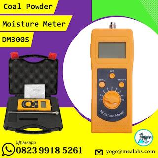 Moisture Meter untuk batubara DM300S