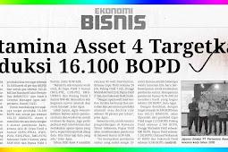 Pertamina Asset 4 Targets 16,100 BOPD Production
