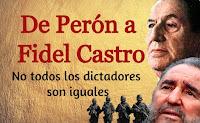 De Perón a Fidel Castro