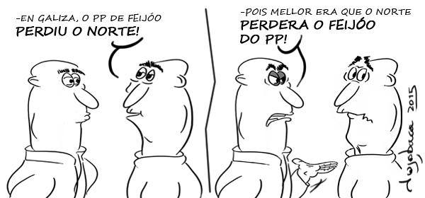 O PP galego acurralado