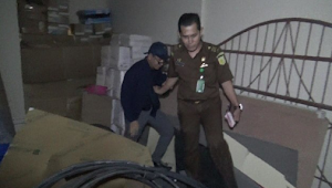Miliki 9.000 Pil PCC, Anggota DPRD Kota Sorong Ditangkap