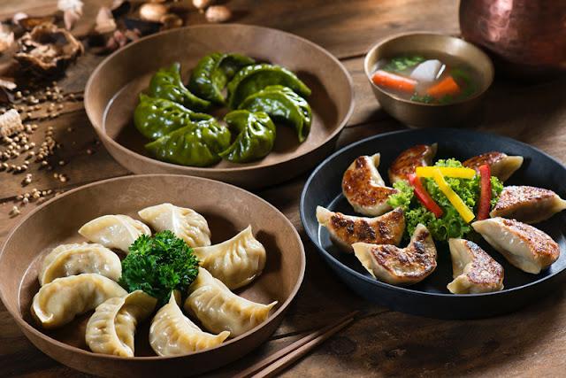 Momos Bhutanese Food