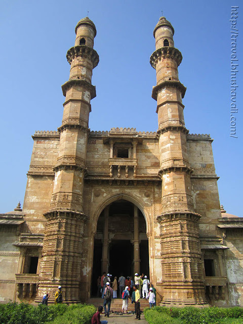 UNESCO World Heritage India - Champaner Pavagadh