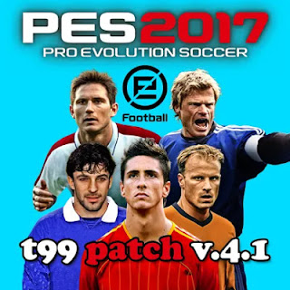 PES 2017 T99 Patch v4.1 AIO Season 2019/2020