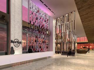 Source: Hard Rock Hotels. Interior, Hard Rock Hotel Shenzhen.