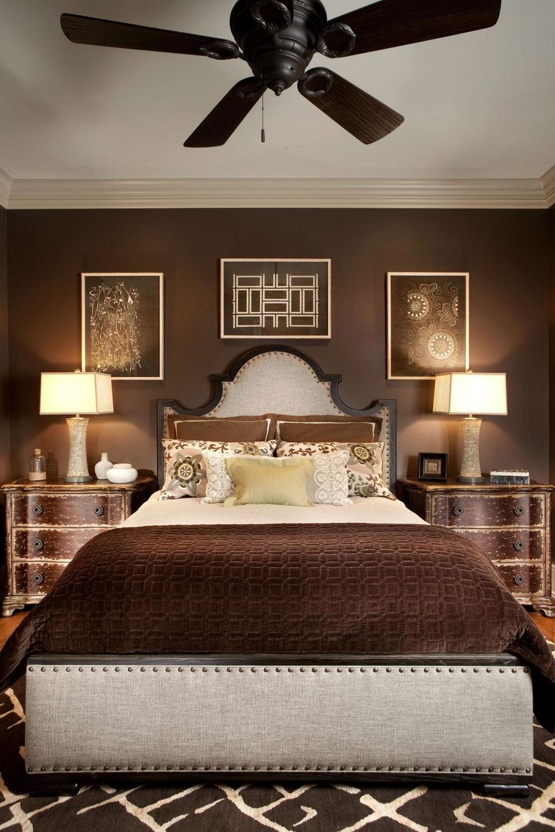 Phòng ngủ cho người mênh Thổ 4