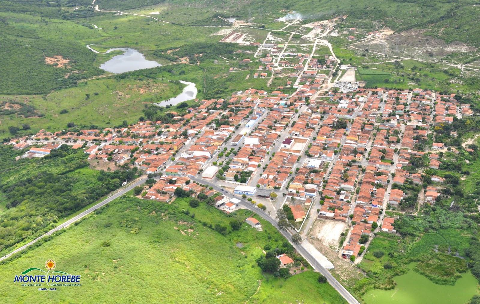 Monte Horebe | Paraíba