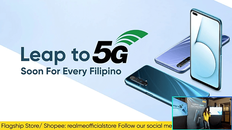 "Realme to bring 5G devices in the Philippines ""soon"""