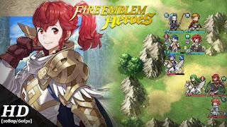 Fire Emblem Heroes Apk v1.1.0 Terbaru 2017
