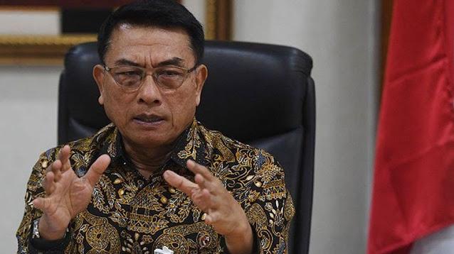 Moeldoko soal Pejabat Kena Corona: Kalau Menteri, Cukup Beberapa Orang yang Tahu
