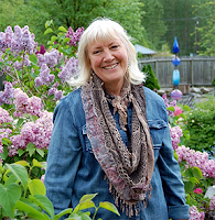 Charlotte Jewell of Jewell Gardens, Skagway AK