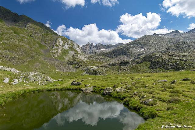 Camino al Coll de Toro por El Guisante Verde Project