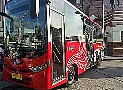 Bus Trans Metro Dewata