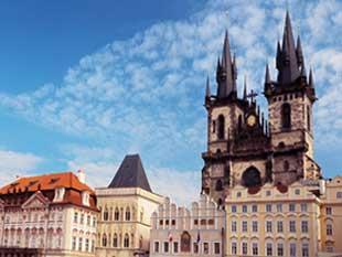 Architecture Bohemia Building