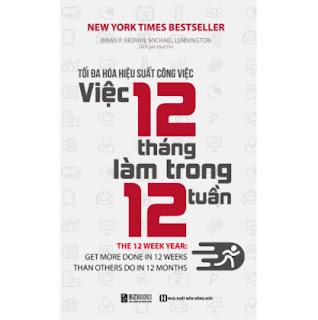 Tối Đa Hóa Hiệu Suất Công Việc – Việc 12 Tháng Làm Trong 12 Tuần ebook PDF EPUB AWZ3 PRC MOBI